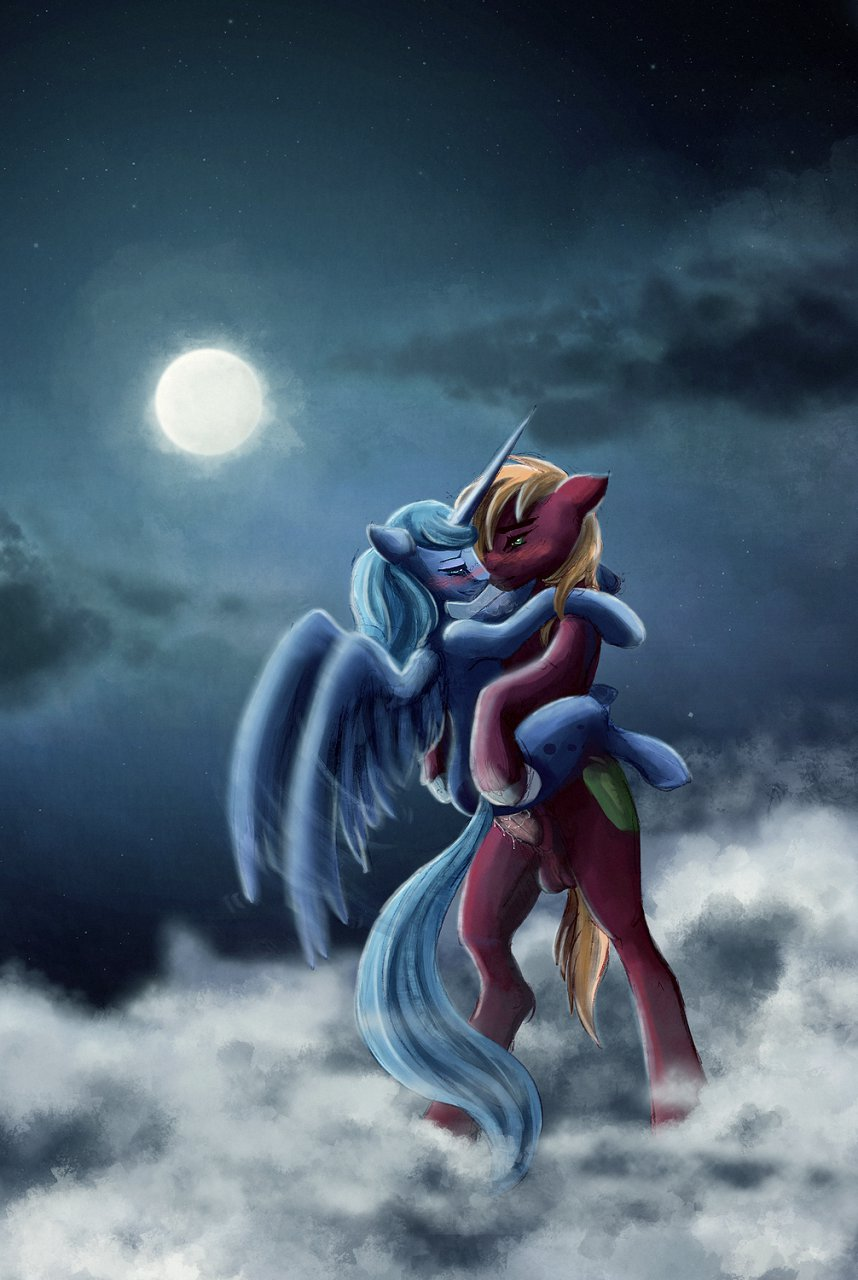 my night little glider pony The rules of no nut november