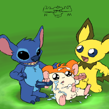 stitch porn pic and lilo Conker's bad fur day sunflower bounce