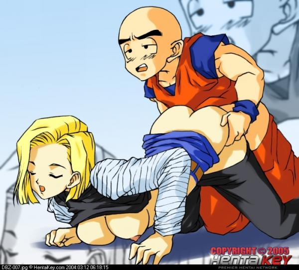 and goku android 18 sex Sans quote burning in hell