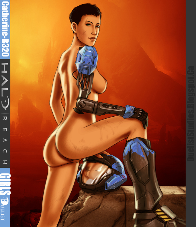 halo female spartan 5 ass Alvin and the chipmunks best head
