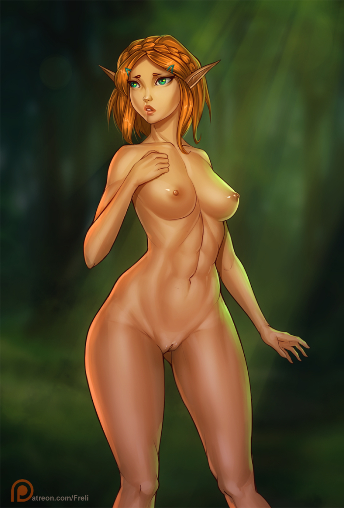 the of breath wild nude I mean some serious honkers