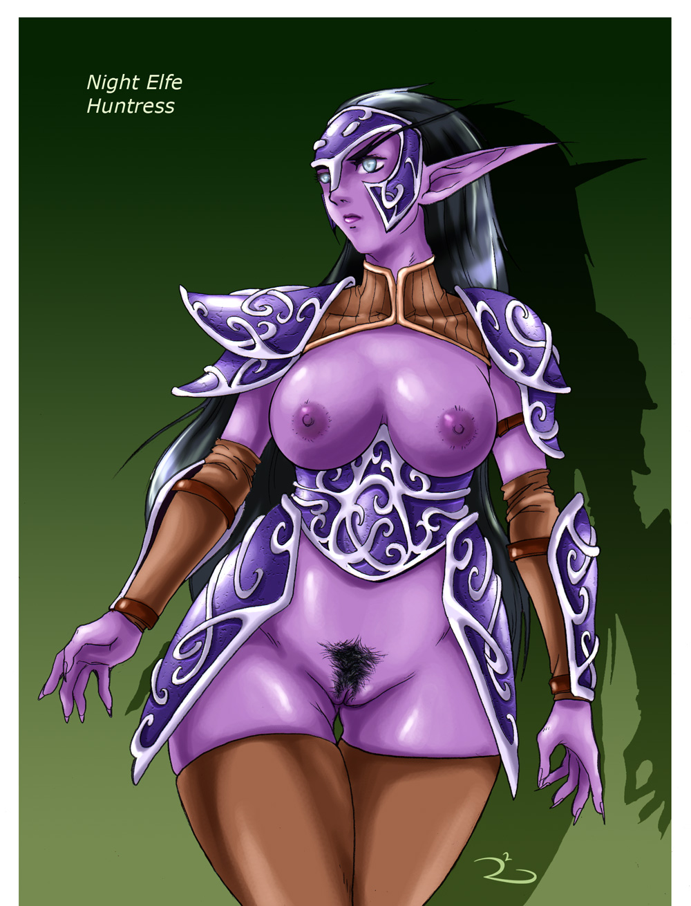 female night elf knight death As told by ginger carl