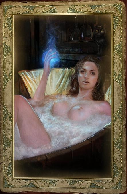 nude the yennefer witcher 3 Petra from attack on titan