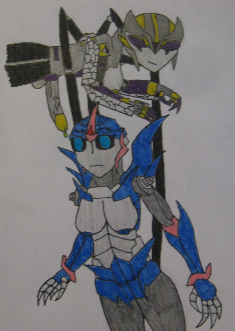 arcee jack x prime transformers Fat courage the cowardly dog