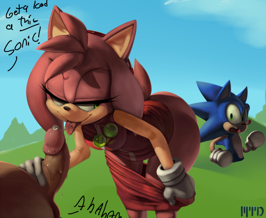 the amy sonic hedgehog rose Five nights at anime sister location