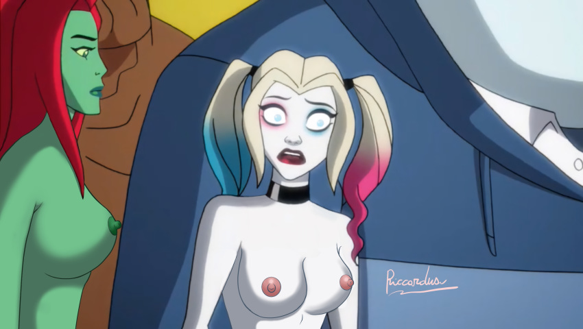 joker with harley quinn naked Wolf o'donnell x fox mccloud