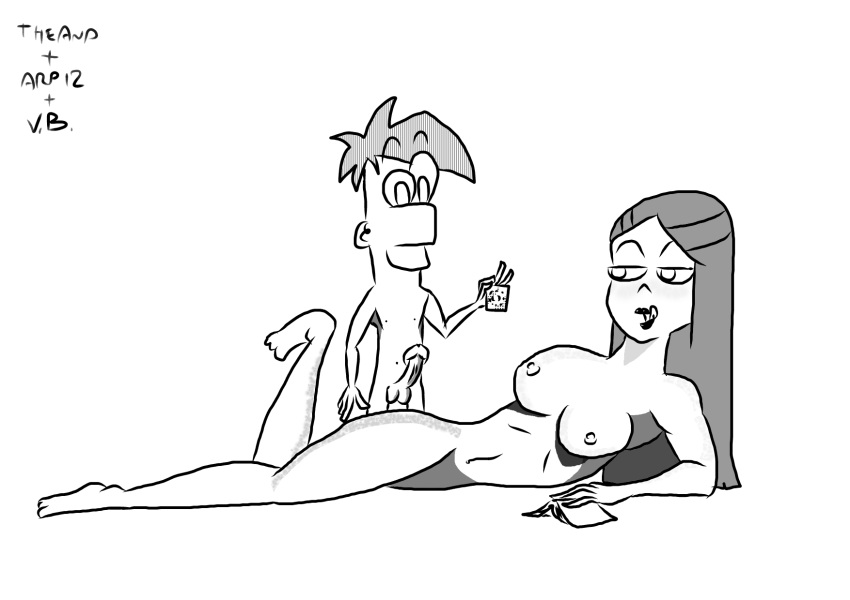 and phineas sex ferb vanessa Boomer from left for dead