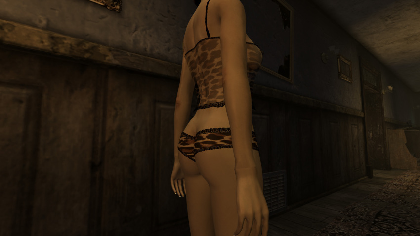 corporal new vegas fallout betsy Highschool of the dead nudity