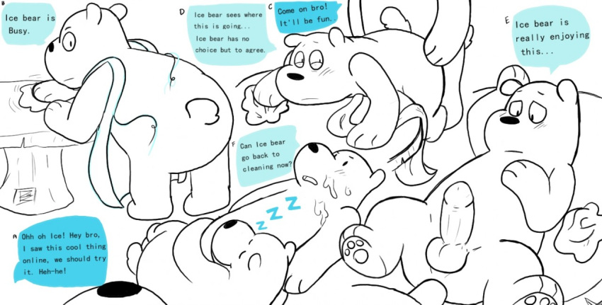 bears on charlie we bare Rave in the grave shantae comic