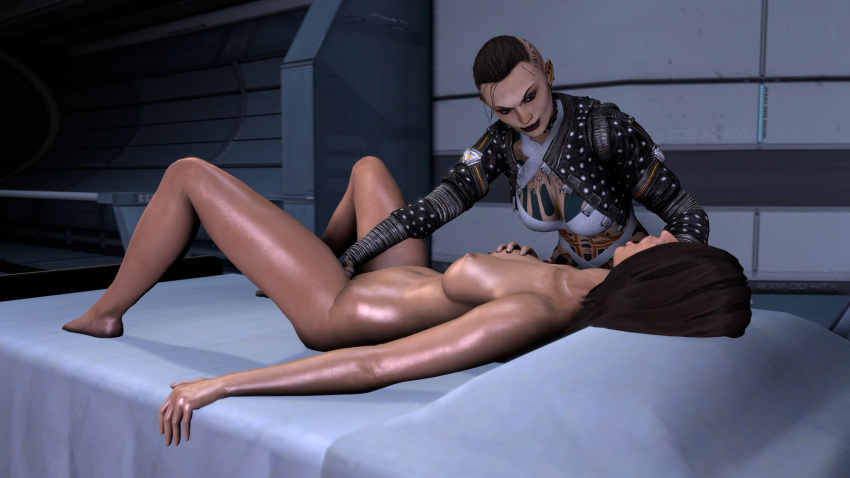 porn mass effect female shepard Dice camera action diath and strix