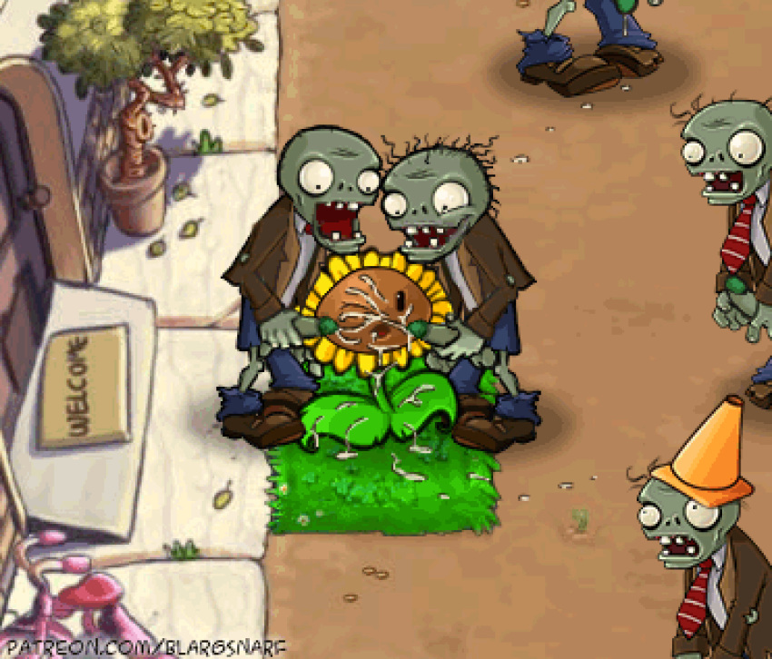 heart plants vs zombies 2 blooming How to get a female salandit